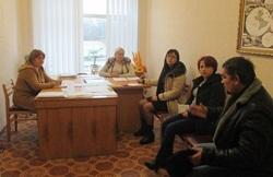 В Еланецкой РГА прошло очередное заседание комиссии по вопросам урегулирования земельных отношений