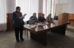 В Еланеце состоялась отчетная конференция районного совета ветеранов Украины