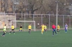 Футбольная команда Єланца одержала победу над Снигерёвкой