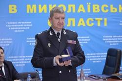 В Николаеве наградили полицейских которые задержали убийцу жителя Еланецкого района
