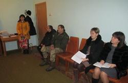 В Еланецкой РГА прошло заседание комиссии по вопросам защиты прав ребенка