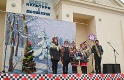 В Еланце состоялся ежегодный фольклорный фестиваль искусств «Рождественские каникулы»