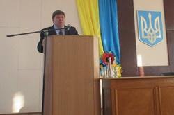 В Еланец на встречу с руководство района приезжал народный депутат Украины Ливик (Фото)