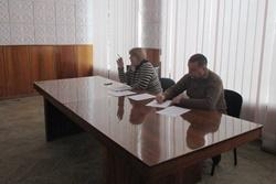 В Еланецкой райгосадминистрации собиралась комиссия по вопросам техногенно-экологической безопасности и чрезвычайным ситуациям