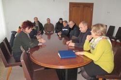 Заместитель Еланецкой РГА провела оперативное совещание по устранению последствий непогоды