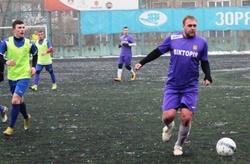 Еланецкая футбольная команда сыграла в ничью с командой Снигерёвки