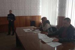 В Еланце прошла комиссия по вопросам техногенно-экологической безопасности и чрезвычайных ситуаций при РДА