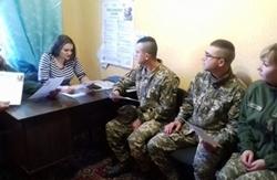 В Николаевской области для участников АТО стартовала информационная кампания «Права Защитников»